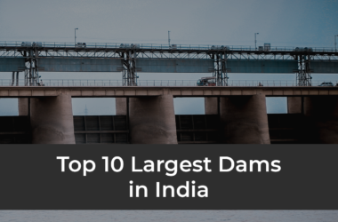 top 20 dams in India